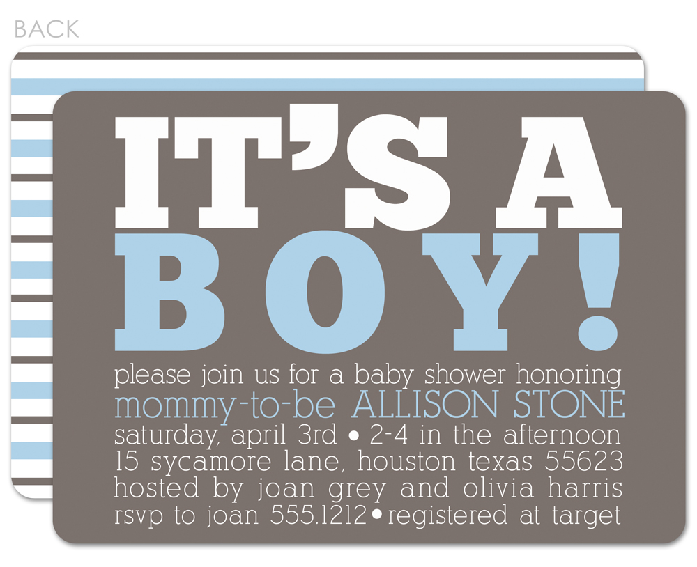invitations boy a baby pinterest for shower boys