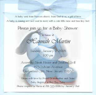 Make Baby Shower Invitation Wordings so Special DolanPedia
