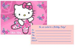hello kitty printable invitations free Minimfagencyco