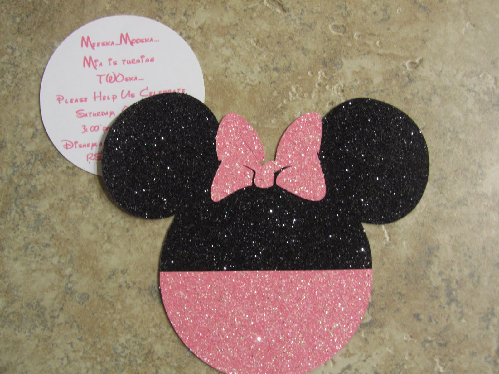 Baby Minnie Mouse Baby Shower Invitations DolanPedia Invitations