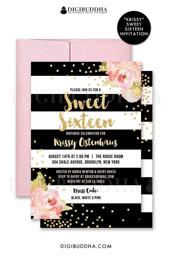 Sweet 16 birthday invitations free printable dolanpedia 9ae68b1ae6cf3813a02a4de2dc55021f filmwisefo Image collections