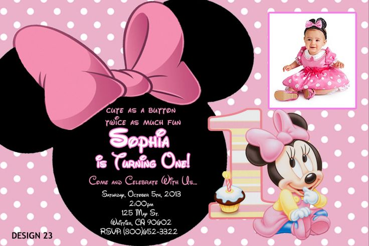 Minnie mouse birthday invitations printable dolanpedia thats all the ideas for minnie mouse birthday party good luck preparing your awesome party filmwisefo