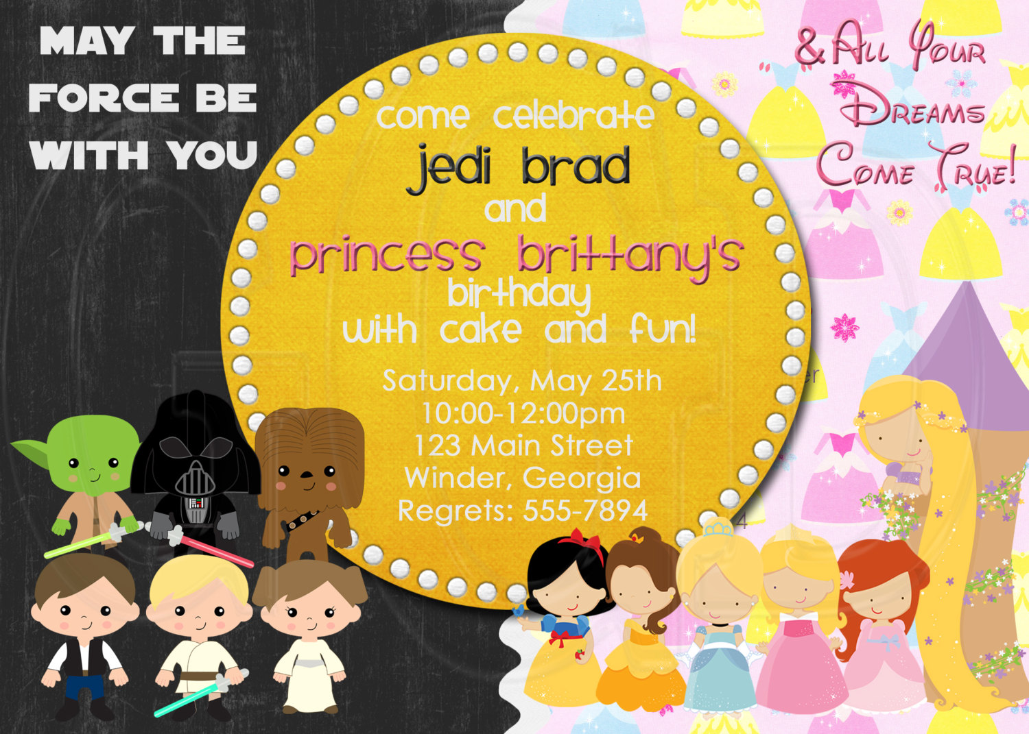 Print Birthday Invitations At Home