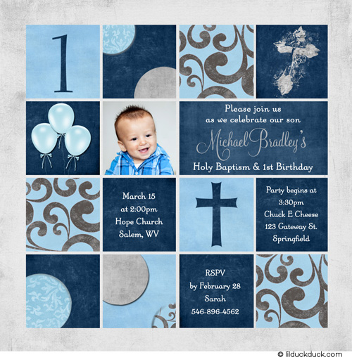 1st birthday and baptism invitations dolanpedia invitations template first birthday and baptism4 filmwisefo
