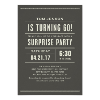 It Is Okay To Tell Your Guest On Invitation Card No Children The Party By Adding Adults Only End Of Surprise Sixty1