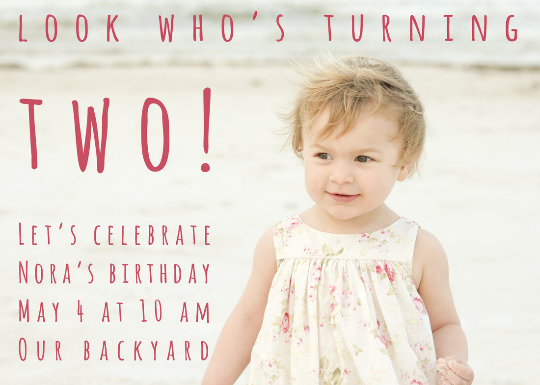 2 Year Old Birthday Party Invitation Wording | | DolanPedia ...