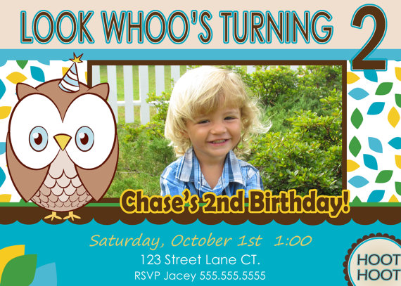 Celebrate A Birthday Party Is The Most Fun Thing We Will Do Today I Am Going To Give You Some Ideas About Two Year Old Invitations Wording