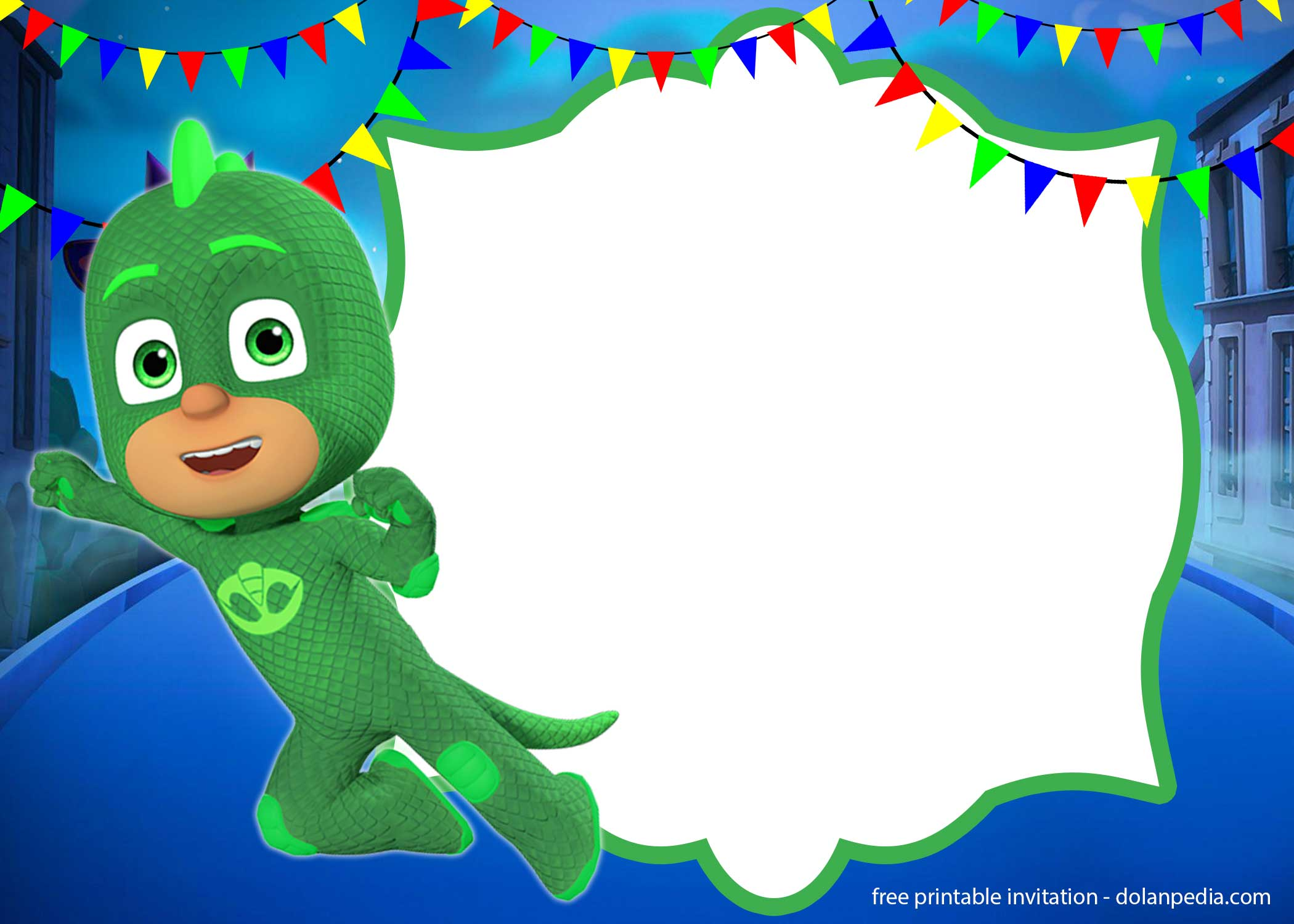 free pj masks invitation templates  u2013 editable and